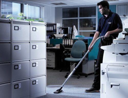 Importanta curateniei birourilor
